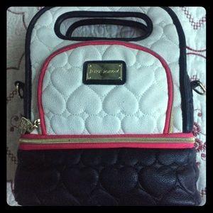 Betsey Johnson lunch bag